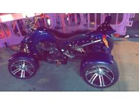 spy f1 quad-bike 250cc