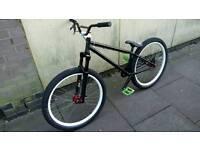 Custom Mutant Jump Bike