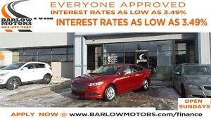 2013 Ford Fusion SE *EVERYONE APPROVED* APPLY NOW DRIVE NOW