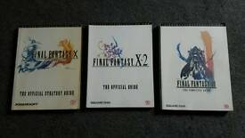 Final Fantasy Strategy Game Guides