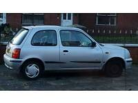 Micra for swap...