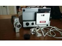 Cine camera and projector vintage