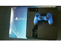 PlayStation 4 2TB FREE DELIVERY