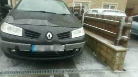 Renault Megane 1.5 DCI Black Diesel Convertible