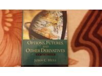 Options, Futures and Other Derivatives by John C. Hull, 6th Edition +MORE BOOKS, Business Finance IT