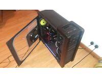 Very High Spec Enthusiast Gaming PC/Workstation - I7-5820K 4.375GHz, GTX 1070, 16GB DDR4, 120GB SSD