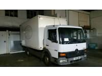Mercedes-Benz atego 815 7.5ton freezer truck