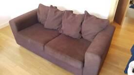 2 x sofas NEED TO GO TODAY