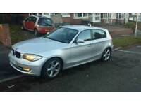 57 PLATE BMW 1 SERIES 116I FACE LIFT MODEL