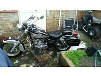Jinlun jl125 cruiser project low mileage