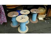 Cable S/Foil LSOH 500M-Ice blue