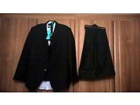 Taylor & Wright 3 pc Tuxedo (including shirt)