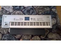 Korg Triton Pro 76-key Keyboard Workstation Synthesizer, fully loaded, with MOSS board