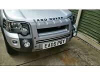Land rover freelander td4 hse 2005