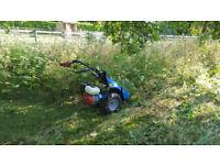bcs scythe mower