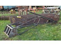 Lifting Gantry for 13 - 20 tonne Excavator