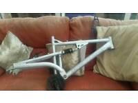 Diamondback mountain bike frame
