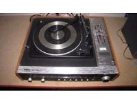 GEC SOUNDECK RECORD PLAYER / TUNER-AMPLIFIER