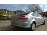ford mondeo 2.0 tdci full service history