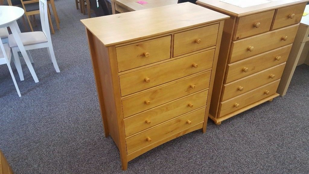 Julian Bowen Kendal 4+2 Drawer Chest Can Deliver View Collect Hucknall Nottingham