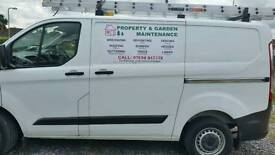 Oxfordshire property and garden maintenance