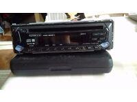 Kenwood car stereo radio/CD player KDC-3024