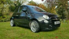 Fiat 500 Automatic 22500 miles