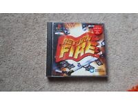 Return Fire Playstation Game PS1 Very rare mint condition
