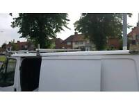 Ford transit roof racks x3