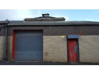 Commercial Unit to Let in Paisley