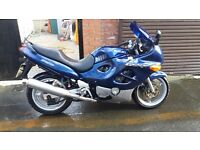 Suzuki gsx750f - reduced price. Suns shining, get out on it!