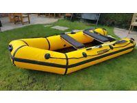 Sports inflatable boat - Aquaparx 330 - 3.3m