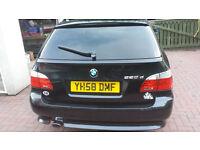 BMW 520d 177hp low milage