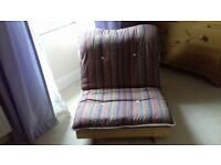 FUTON - single bed - good clean condition