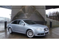 2006 06 AUDI A4 SE S LINE QUATTRO 2.0 TURBO MOT 01/18(CHEAPER PART EX WELCOME