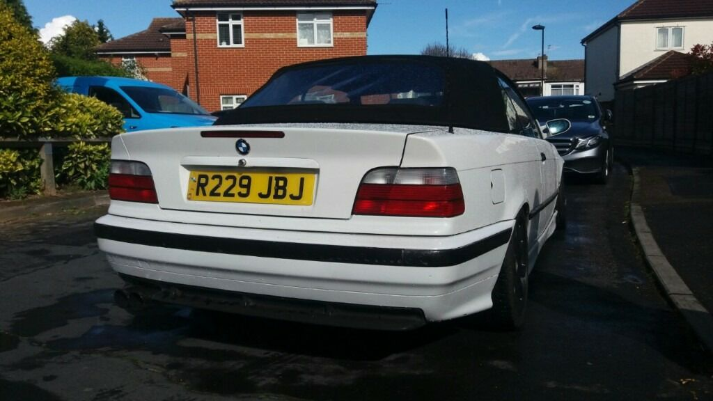 Bmw I Manual In Enfield London Gumtree - Bmw 325i manual