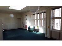 Workshop / event space / class space - at Thrive Studios | Leith | Edinburgh