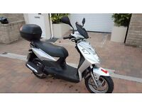 SYM SYMPLY 2 125cc 2014 Low Mileage, Perfect Condition