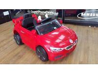 BMW TRANSFORMER REMOTE ELECTRIC KIDS RIDE ON CAR