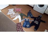 bargain next girls 12-18 bundle some new with tags!