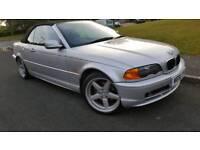 BMW 323ci auto 126k
