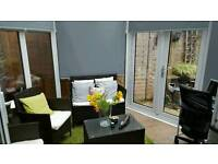 Lovely 2/3 bed West London for 4 - 5 bed house