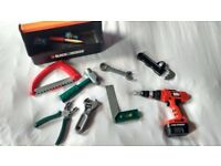 Kids tools - black and decker