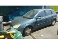 Ford Focus 1.8TDCI GHIA Spares only