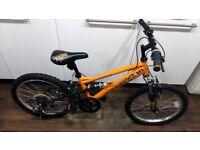 """Boys Mountain bike 20"""" Apollo Stomp"""