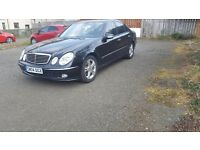 Mercedes e320cdi good condition