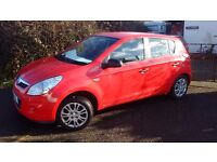 (REDUCED for quick sale!) Hyundai i20 1.2 Classic 2011 (£30/yr tax) 12 Month MOT