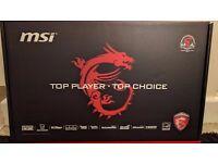 MSI GP72 6QF Leopard Pro -i7 6700HQ - 16GB DDR4 - 128SSD + 1TB HDD +GTX 960m 2GB