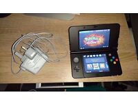 The 'New Nintendo 3DS' + Pokemon Sun