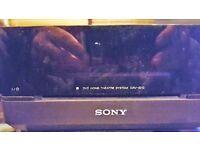 SONY ESPRIT DVD SUROUND SOUND WITH SUB WOOFER & SATELITE SPEAKERS